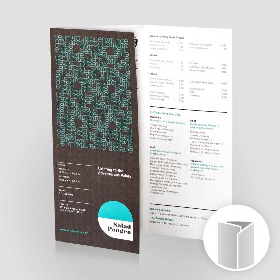 Brochure Printing – Tri Fold Brochure