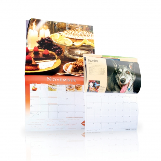 Custom Printed Calendars | Jakprints, Inc