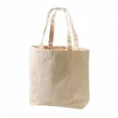 Organic Tote Bag - Offshore