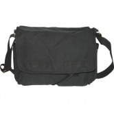Black HW Classic Messenger Bag
