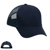 Cotton Twill Low Profile Pro Style Mesh Back Cap