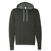 Unisex Poly-Cotton Fleece Pullover Hoodie