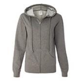 Lightweight Zip Hooded Sweatshirt