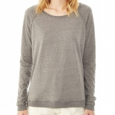 Locker Room Eco-Mock Twist Pullover
