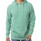 Special Blend Raglan Hooded Pullover