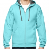 Sofspun Full-Zip Hooded Sweatshirt