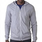 Sofspun Jersey Full-Zip Hood