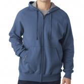 Nano Sweats Zip Hoodie Sweatshirt