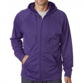 Sport Tech Fleece Full-Zip Hooded Sweatshrit