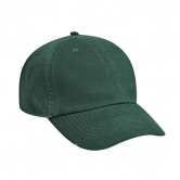 Deluxe Garment Washed Low Profile Cap