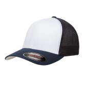 Flexfit Trucker Mesh with White Front Panels