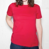 Women's Classic Fine Jersey Tee - Imported