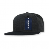 Melton Crown Snapbacks