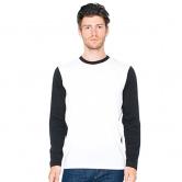 Sublimation Contrast L/S T-Shirt