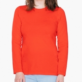 Fine Jersey Classic Women's L/S T-Shirt - Imported