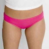 Baby Rib Flat Bottom Panty