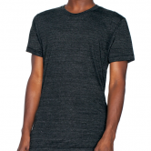 Tri-Blend Track T-Shirt - Made in USA