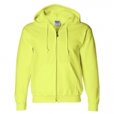 DryBlend Full Zip Hooded Sweatshirt
