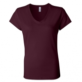 S/S Jersey V-Neck T-Shirt