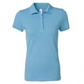 Cotton Spandex Mini Pique Short Sleeve Polo