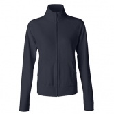 Cotton Spandex Cadet Jacket
