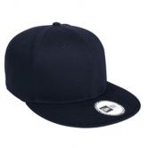 Flat Bill Adjustable Cap