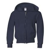 Midweight Full-Zip Hood