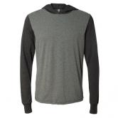 Long Sleeve Jersey Hoodie T-Shirt