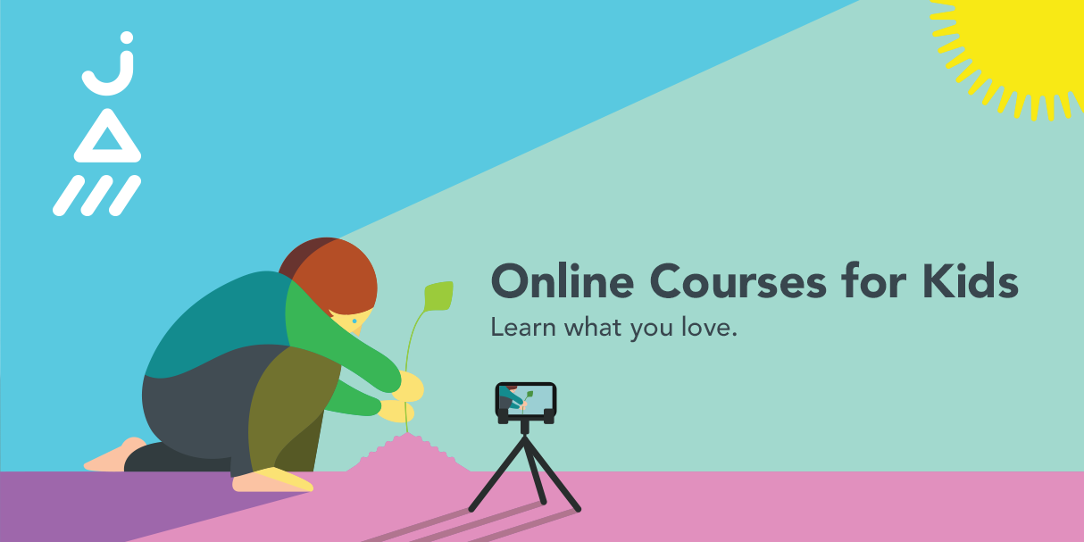 Thumbnail for Online Courses for Kids on JAM