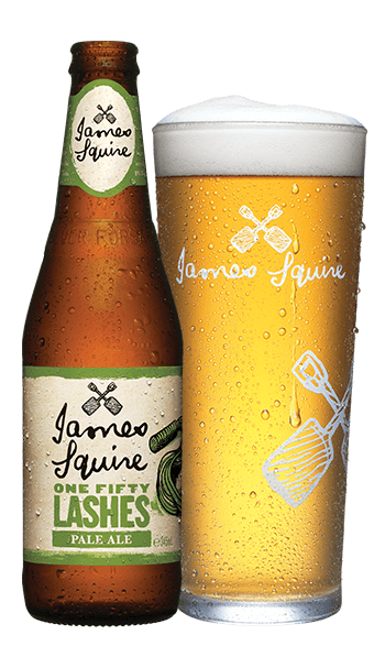 About James Squire One Fifty Lashes Pale Ale