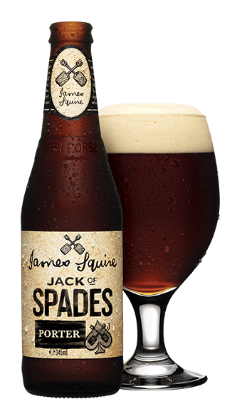 About James Squire Jack of Spades Porter | James Squire