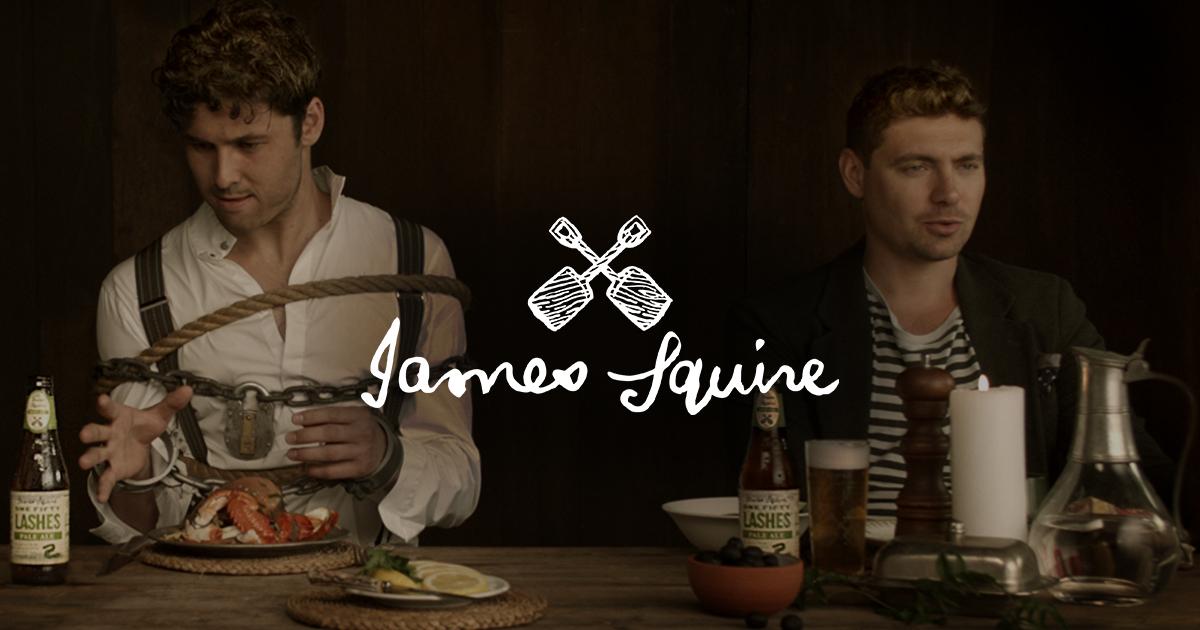 James Squire Craft Beers: Taste it all