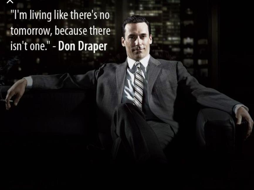 9 Leadership Lessons From Don Draper