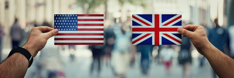USA vs UK