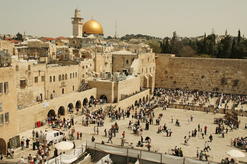 U.N. Ratifies Jerusalem Resolution