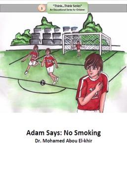 Adam Says No Smoking