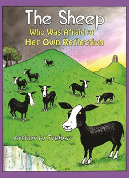 The Sheep Who Was Afraid of Her Own Reflection