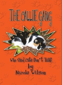 The Callie Gang Who said cats don't talk