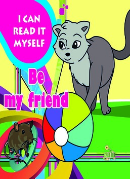 I can read it myself - Be my friend