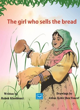 The girl who sells the bread