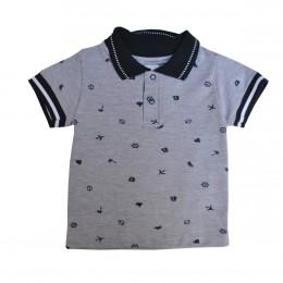 41ca15d222 Camisa manga curta para bebê meninos com os melhores preços ...