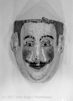 CSULB_Art_Galleries_Mask_Show_early_1970s_059