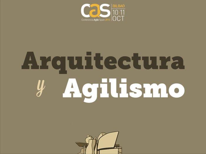 Arquitectura y Agilismo