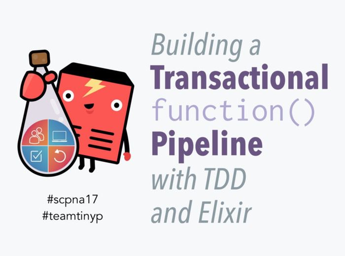 Building a Transactional Pipeline