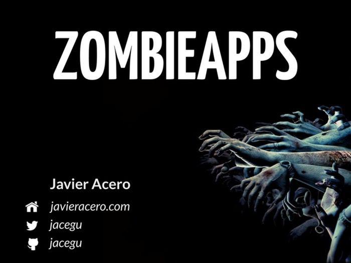 Zombieapps
