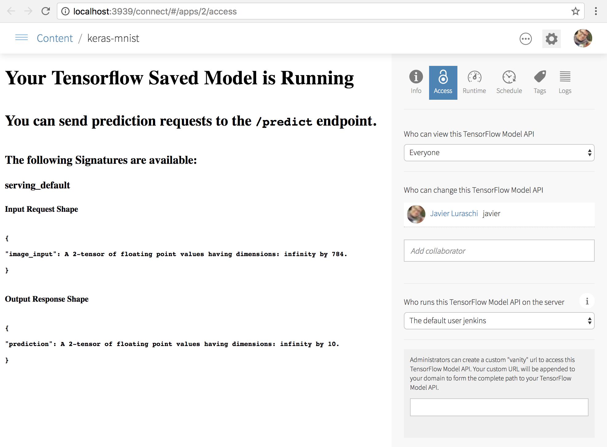 RPubs - Deploying TensorFlow - rstudio::conf