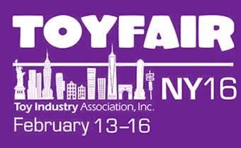 New York Toy Fair 2016