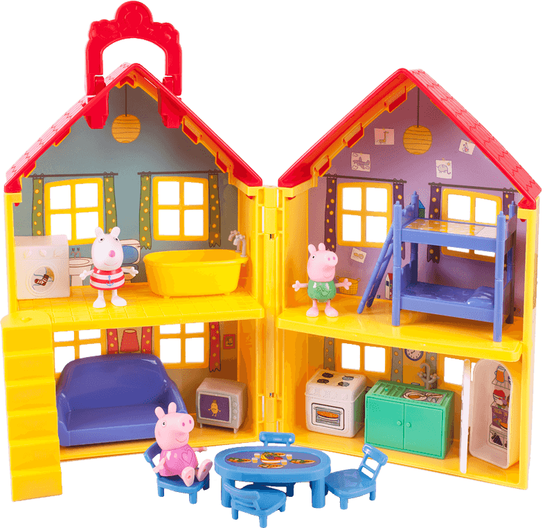 Deluxe House Playset