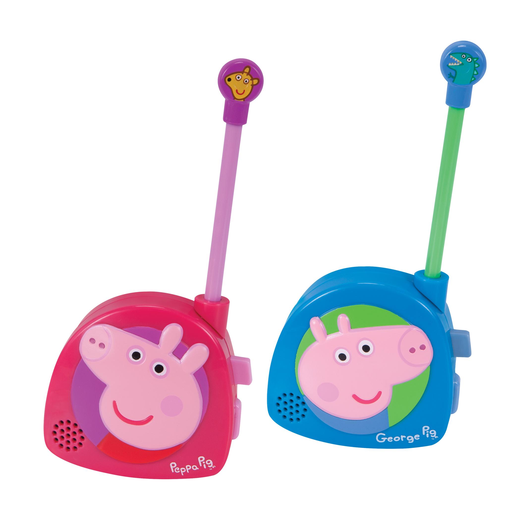 Peppa Pig & George Walkie Talkies