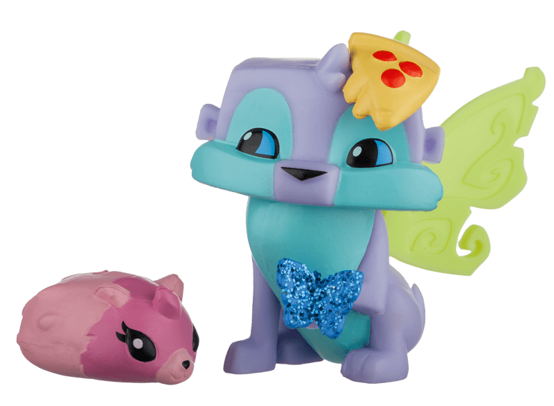 Image result for lucky von otter animal jam toy